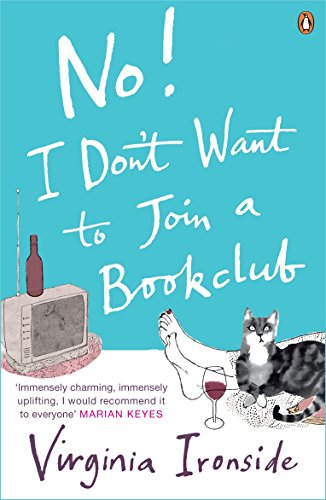 No! I Don't Want to Join a Bookclub by Virginia Ironside