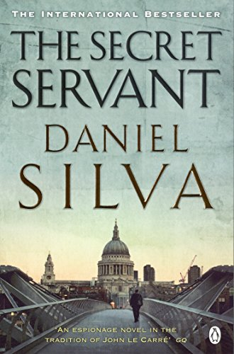 The Secret Servant by Daniel Silva