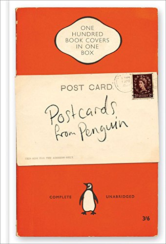Postcards from Penguin: 100 Book Jackets in One Box by