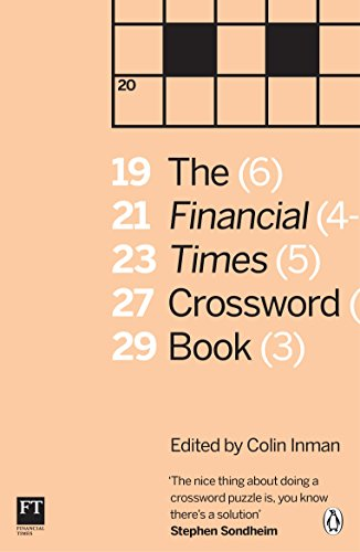"""The """"Financial Times"""" Crossword Book by Financial Times"""