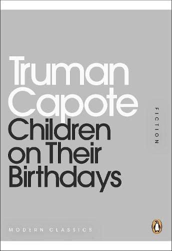 Children on Their Birthdays (Penguin Mini Modern Classics)
