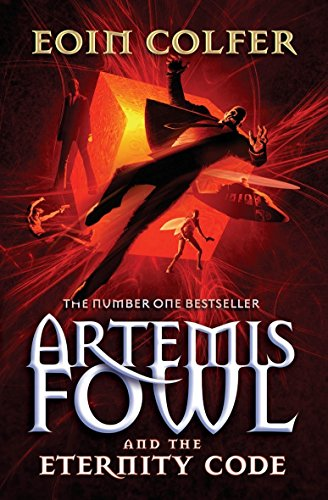 Artemis Fowl and the Eternity Code: 3