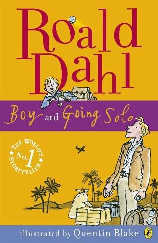 Boy: and, Going Solo by Roald Dahl