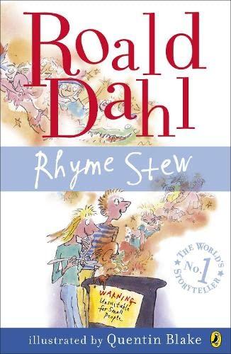 Rhyme Stew by Roald Dahl