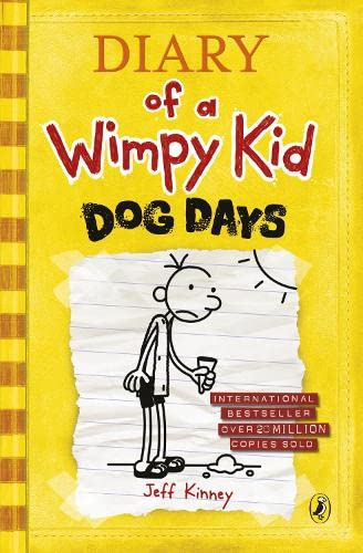 Dog Days: Book 4 by Jeff Kinney
