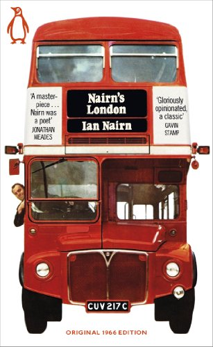 Nairn's London by Ian Nairn