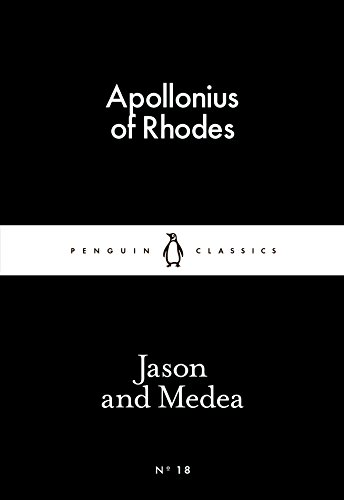 Jason and Medea by Apollonius, of Rhodes