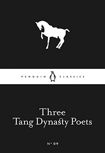 Three Tang Dynasty Poets by