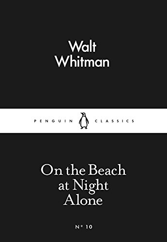 On the Beach at Night Alone (Little Black Classics)