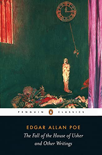 The Fall of the House of Usher and Other Writings by Edgar Allan Poe