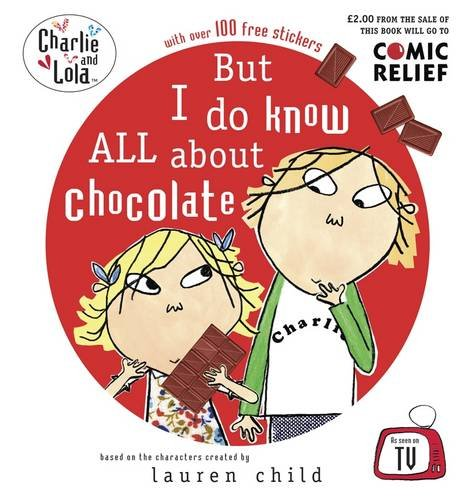 Charlie and Lola Comic Relief Book by Lauren Child