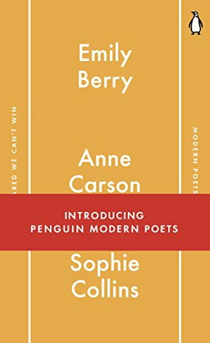 Penguin Modern Poets: If I'm Scared We Can't Win: 1 by Emily Berry
