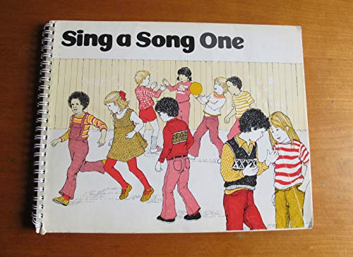 Sing a Song: Bk. 1: Tchrs' by Wendy Bird