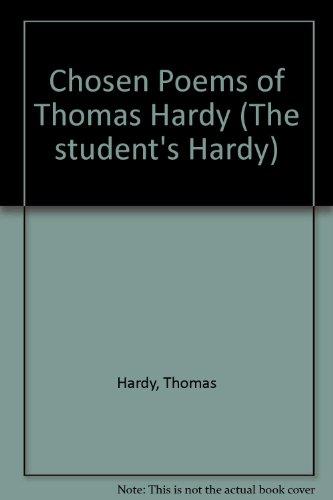 Chosen Poems of Thomas Hardy (The student