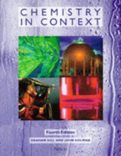 Chemistry in Context by Graham C. Hill