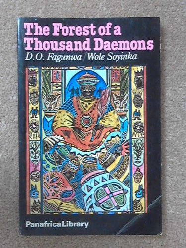 Forest of a Thousand Daemons (Pan-Africa Library)