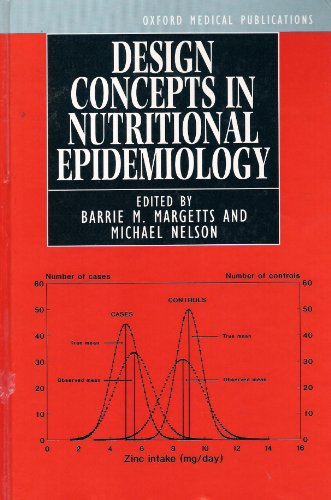 Design Concepts in Nutritional Epidemiology by Barrie M. Margetts