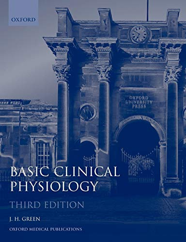 Basic Clinical Physiology by J. H. Green