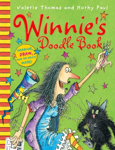 Winnie's Doodle Book by Valerie Thomas