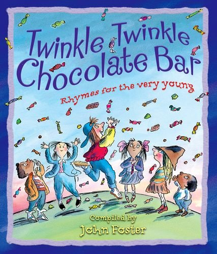 Twinkle Twinkle Chocolate Bar by John Foster