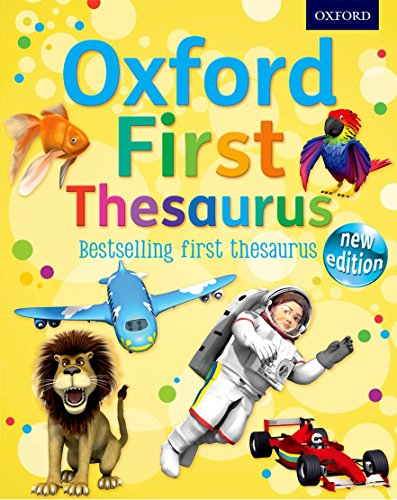 Oxford First Thesaurus by Andrew Delahunty