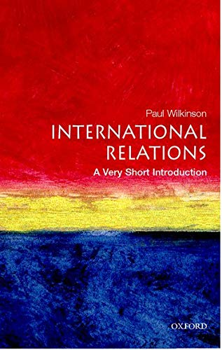 International Relations by Paul Wilkinson