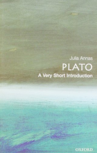 Plato: A Very Short Introduction by Julia Annas