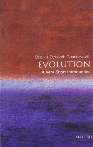 Evolution: A Very Short Introduction by Brian Charlesworth