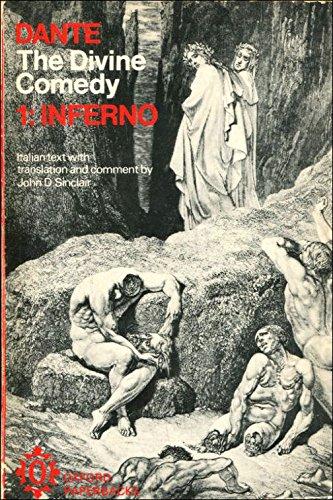 Divine Comedy: v. 1 : Inferno (Oxford Paperbacks)