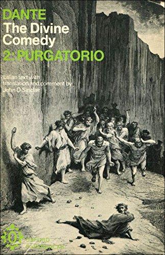 Divine Comedy: Purgatorio v. 2 (Oxford Paperbacks)