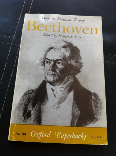 Beethoven by Sir Donald Francis Tovey