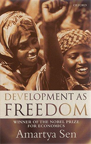 Development as Freedom by Amartya K. Sen