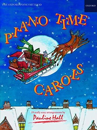 Piano Time Carols by Pauline Hall