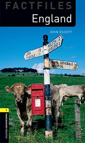 Oxford Bookworms Library Factfiles: Level 1: England by John Escott