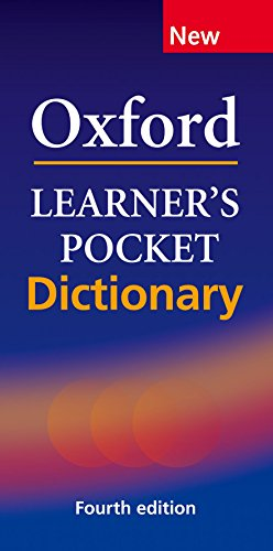 Oxford Learner's Pocket Dictionary: English-Greek/Greek-English by D. N. Stavropoulos