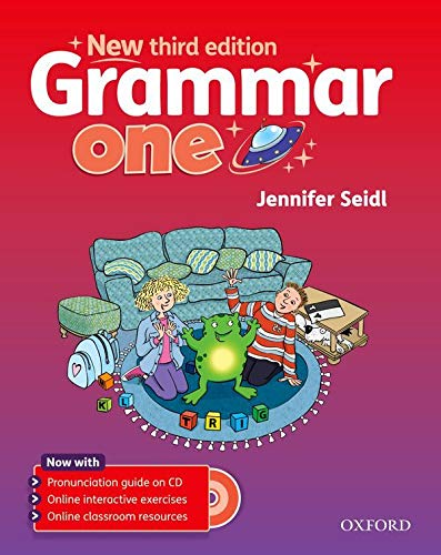 Grammar: One: Student's Book with Audio CD by