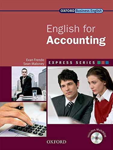 Express Series: English for Accounting: A Short, Specialist English Course by Sean Mahoney
