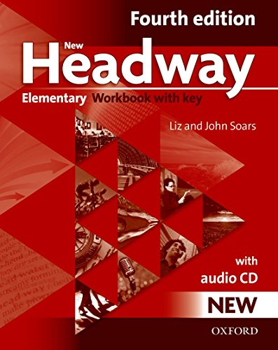 New Headway: Elementary: Workbook + With Key: General English by