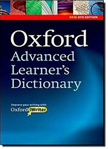 Oxford Advanced Learner's Dictionary: (Includes Oxford iWriter) by Joanna Turnbull