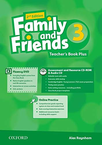 Family and Friends: Teachers Book Pack: Level 3 by