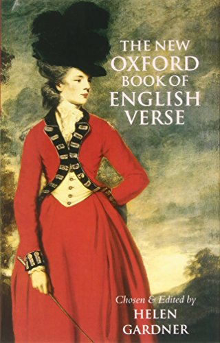 The New Oxford Book of English Verse, 1250-1950 by Helen Gardner