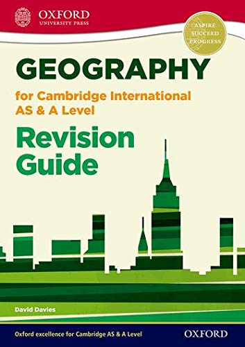 Geography for Cambridge International as and A Level Revision Guide by David Davis