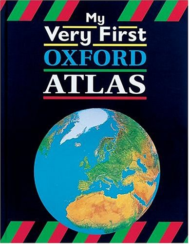 My Very First Atlas by Patrick Wiegand