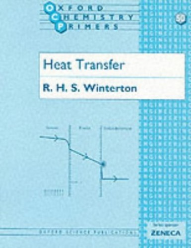 Heat Transfer by R.H.S. Winterton