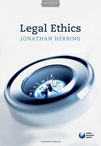 Legal Ethics by Jonathan Herring