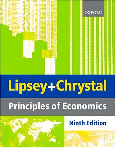 Principles of Economics by Richard G. Lipsey