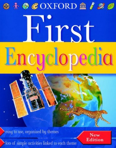 Oxford First Encyclopedia by Andrew Langley