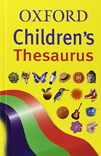 Oxford Children's Thesaurus by Robert Allen
