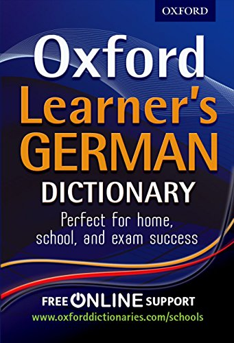 Oxford Learner's German Dictionary by G. Patrick Vennebush