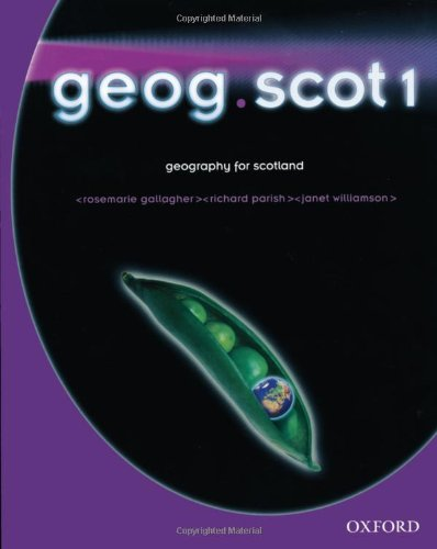 Geog.Scotland: 1: Students' Book by RoseMarie Gallagher